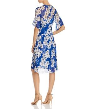 Elie Tahari - Ava Floral-Print Dress