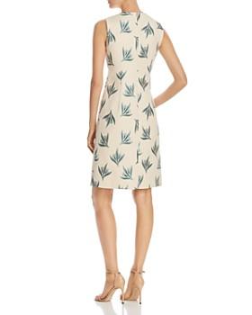 Lafayette 148 New York - Taren Sleeveless Floral-Jacquard Dress