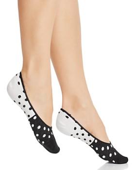 kate spade new york - Dot Liner Socks