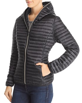a1a0bd4d5d7f Save The Duck - Synthesized Packable Short Puffer Coat ...