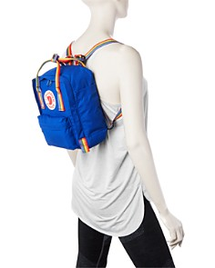 Fjällräven - Kanken Mini Rainbow Backpack