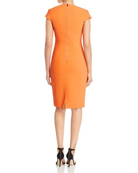 563a822bedb ... KAREN MILLEN - Angular Seamed Sheath Dress - 100% Exclusive