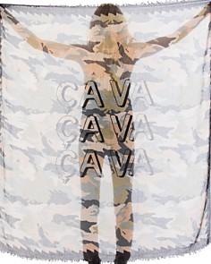 Zadig & Voltaire - Delta Camo Scarf