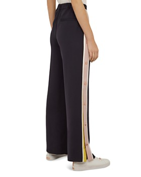 Ted Baker - Wahnona Wide-Leg Side-Snap Pants