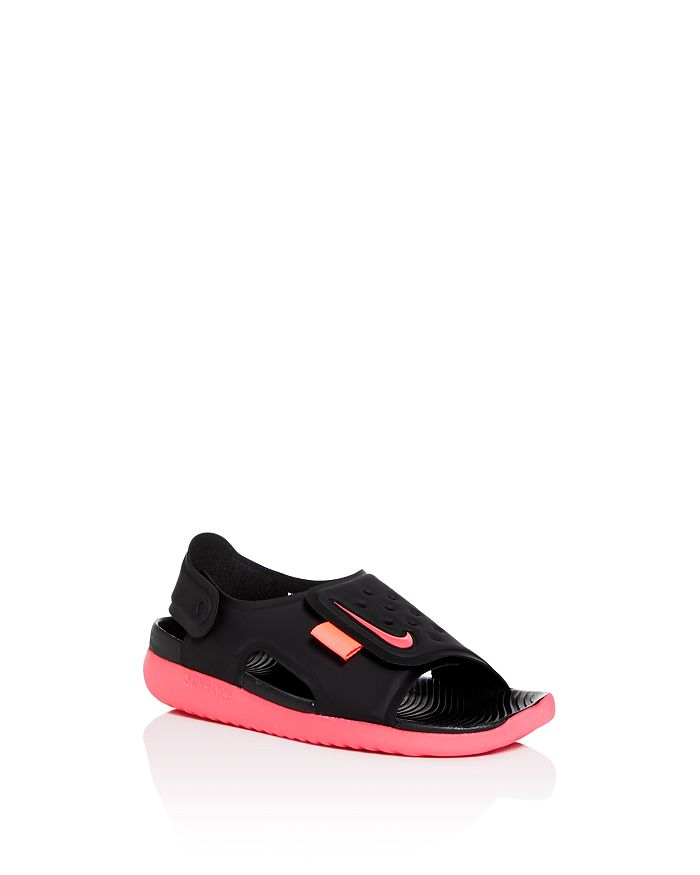 hot sale online d2593 5221f Nike - Girls  Sunray Adjust 5 Sandals - Toddler, Little Kid, Big Kid