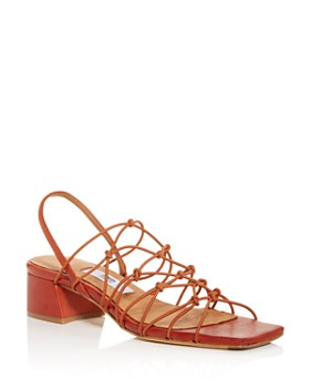 Miista - Women's Frida Strappy Slingback Block-Heel Sandals