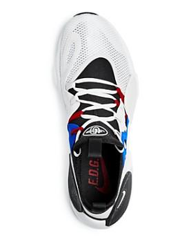 Nike - Men's Huarache E.D.G.E. Low-Top Sneakers