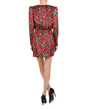 The Kooples - Poppy Print Wrap Dress