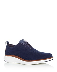 Cole Haan - Men's 3.ZeroGrand Stitchlite Knit Wingtip Oxfords