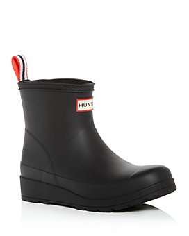 Hunter - Women's Original Short Play Wedge Rain Boots