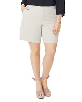 NYDJ Plus - Bermuda Shorts