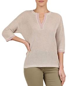Gerard Darel - Julyne Contrast-Trim Sweater