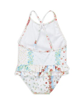Ralph Lauren - Girls' Floral One-Piece Swimsuit - Baby