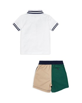 08f500614aaf ... Ralph Lauren - Boys  Mesh Polo   Twill Shorts Set - Baby