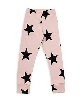 NUNUNU - Girls' Star Leggings - Baby