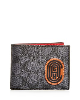 COACH - 1941 Slim Leather Bi-Fold Wallet