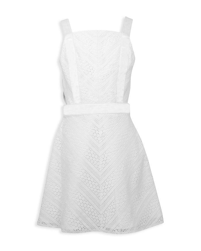 BCBGirls - Girls' Lace Cutout Dress - Big Kid