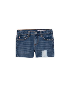 ag Adriano Goldschmied Kids - Girls' The Hailey Denim Shorts - Big Kid