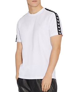 COACH - Rexy Contrast-Tape Tee