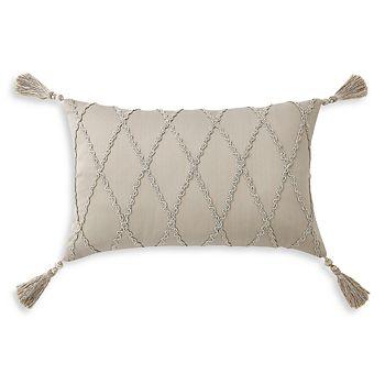 "Waterford - Shelah Breakfast Decorative Pillow, 12"" x 18"""