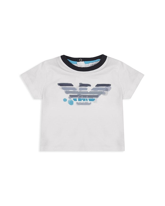 Armani - Boys' Graphic-Logo Tee - Baby