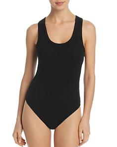 AGOLDE - Ribbed Bodysuit