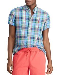 Polo Ralph Lauren - Classic Fit Madras Shirt