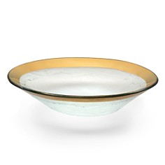 Annieglass Roman Antique Oval Bowl - Bloomingdale's Registry_0