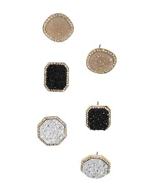 Baublebar Accessories ELZINA EARRINGS, SET OF 3