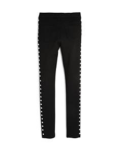 AQUA - Girls' Studded Ponte Leggings, Big Kid - 100% Exclusive