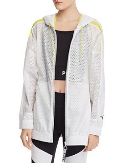 PUMA - Chase Perforated Jacket