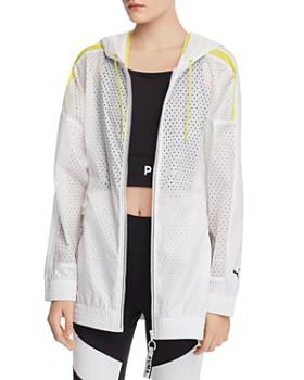 PUMA - Chase Perforated Jacket
