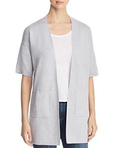 Eileen Fisher - Organic Cotton Open Cardigan