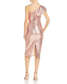 Rachel Zoe - Elizabeth Sequined One-Shoulder Dress - 100% Exclusive