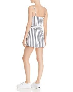 GUESS - Lizel Yarn-Dyed Stripe Romper
