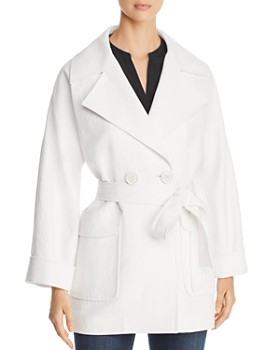 7064484eb42a Elie Tahari - Amelie Double-Breasted Jacket ...