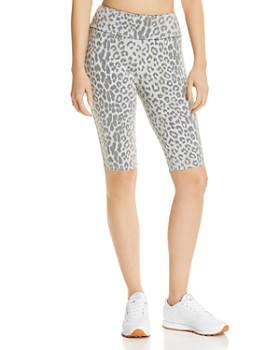 afaad80d7e9 CHASER - Leopard Print Bike Shorts ...