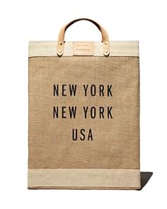 APOLIS - New York Market Bag