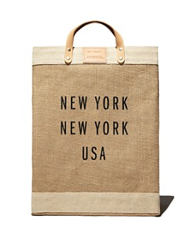 APOLIS - New York Market Bag