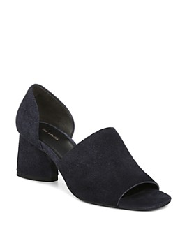 Via Spiga - Women's Leah Block Heel Sandals