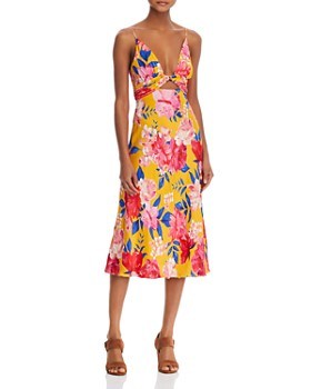 Ronny Kobo - Anika Floral Dress