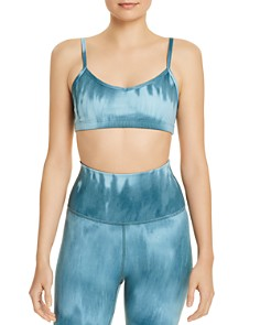 Beyond Yoga - Olympus Tie-Dye Sports Bra