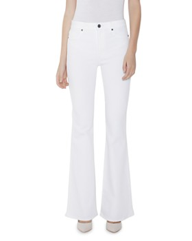 d935ef78ba7 Parker Smith - Bombshell Bell-Bottom Jeans in Eternal White ...