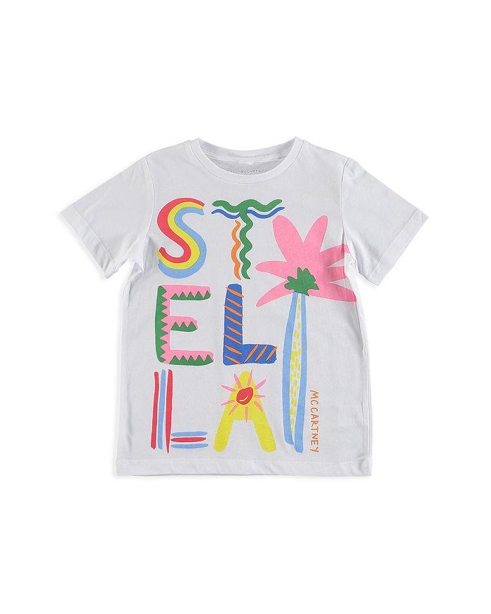Stella McCartney - Girls' Logo Tee - Little Kid, Big Kid