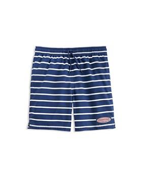 d895d87f10 Vineyard Vines - Boys  Break Stripe Chappy Swim Shorts - Little Kid