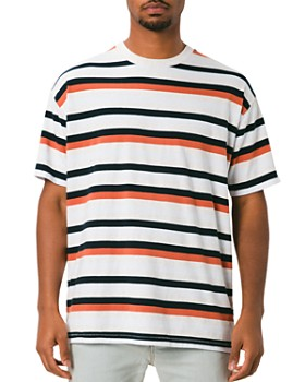 Zanerobe - Striped Boxy Fit Tee