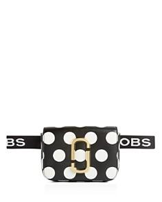 MARC JACOBS - The Dot Hip Shot Belt Bag