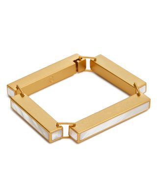 Mother Of Pearl Bracelet by Tory Burch