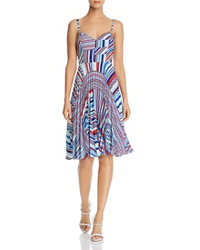 Parker - Magna Pleated Dress