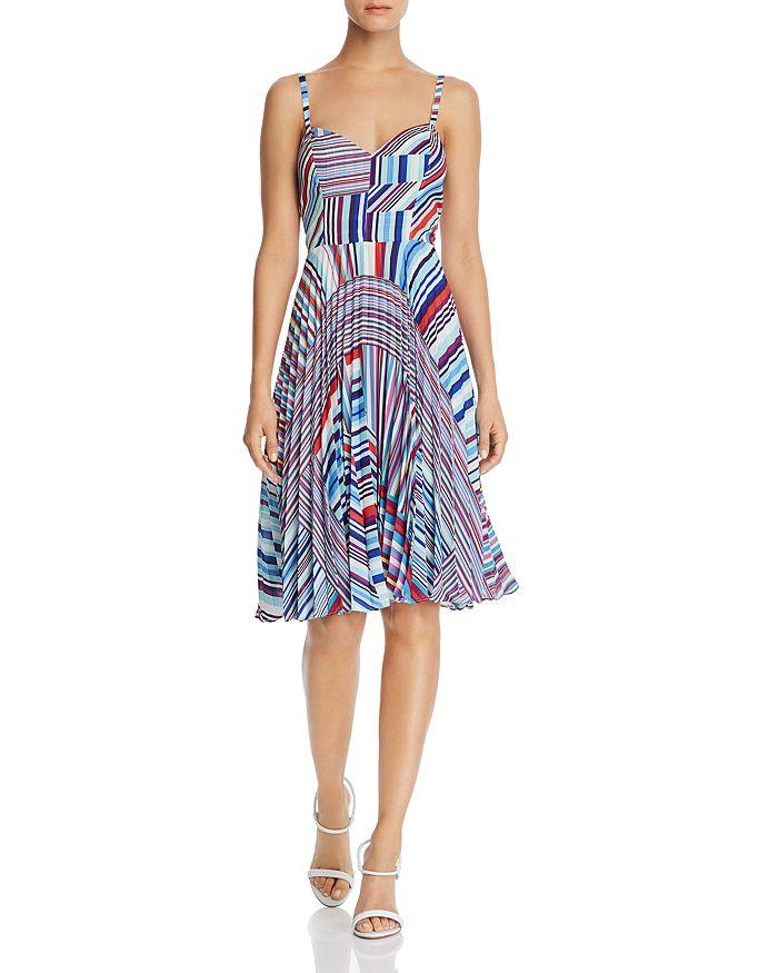 Parker - Magna Pleated Dress